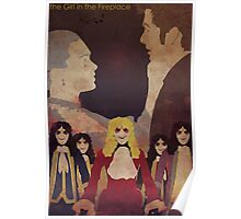 Doctor Who 171 The Girl in the Fireplace Poster