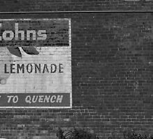 old cohns sign by Simon Penrose