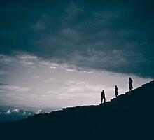 Giant's Causeway by Jill Fisher