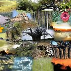 Africa Collage by Dorothy Venter