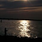 """End Of Day Fishing by Scott """"Bubba"""" Brookshire"""