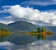 OCT REFLECTIONS by Sandy Stewart