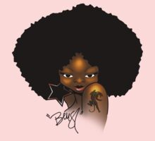 Afro Sassy by Benjamin Foster