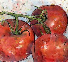 Tomatoes Three by RandyC