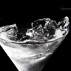 Ice in alcohol... by TedScanon