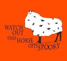 Spooky Horse by walledinspace