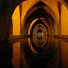 Public Bath (Hammam) - Alcazar palace - Spain by mojgan