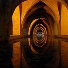 Public Bath (Hammam) - Alcazar palace - Spain by mojgan