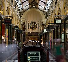 Royal Arcade by pbclarke