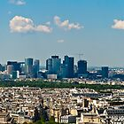 Paris - Two Cities by tazbert