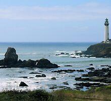 #900  Santa Cruz Lighthouse by MyInnereyeMike