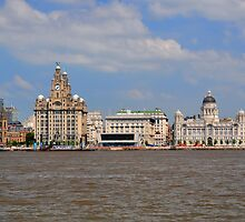 The Three Graces  by Jenny1611