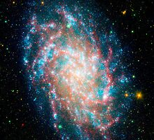 Pinwheel Galaxy by SOIL