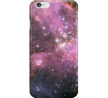 Pink Nebula iPhone Case/Skin