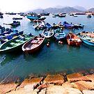 Just Add Fishermen by Janice Chiu
