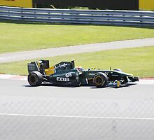 Formula 1 in Montreal 2011 Lotus by gtexpert