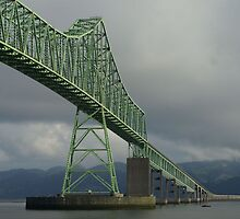 Astoria Bridge by Loisb