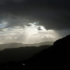 Early Evening Over Hardknott Pass by kathrynashworth