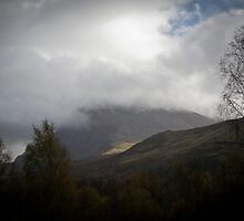 The Scottish Highlands No.13 - The Summit by Chris Cardwell