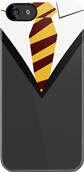 Gryffindor Uniform by mininsomniac