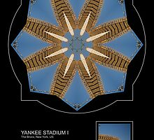 YANKEE STADIUM I, THE BRONX, NY by PhotoIMAGINED