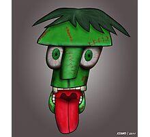 Green Goof Photographic Print