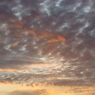 Marble Sky Sunset by PaulineHoward