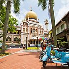 Sultan's Mosque, Singapore  by mncphotography