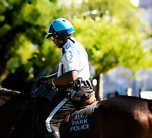 Park Police by Vince Russell