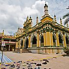 The Abdul Ghafoor Mosque, Singapore by mncphotography
