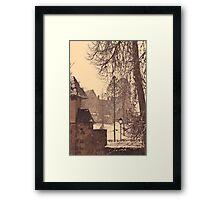 Taagepera Castle Framed Print