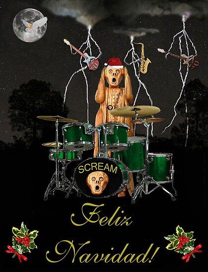 Felix Navidad  Christmas Number One by Eric Kempson