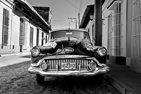 Buick Eight by David Sundstrom