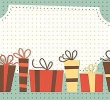 Holiday Card by Anastasiia Kucherenko