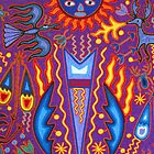 Huichol Art in Puerto Vallarta, Mexico by PtoVallartaMex