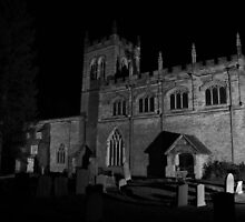 Wotton Church by yampy