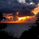 The Evening Ocean 4 by MsHannahRB