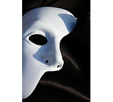 Don't Mask Your Love Of Opera Photographic Print