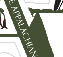 Lure of the Appalachian Trail Sticker