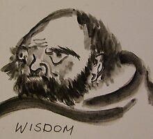 Wisdom by leunig