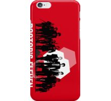 Doctor's Eleven iPhone Case/Skin
