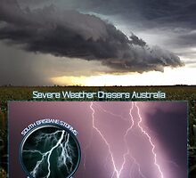 South Brisbane Storms - Storm Calendar 2012 by SouthBrisStorms