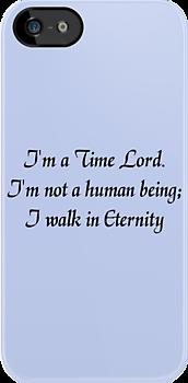I Walk in Eternity by Deastrumquodvic