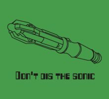 Don't Dis the Sonic by Deastrumquodvic