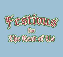 Festivus for the Rest of Us Kids Clothes