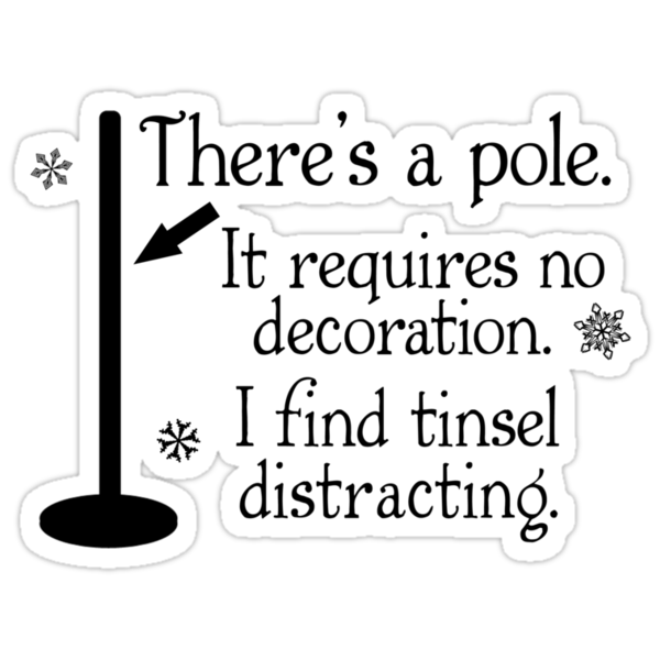 Festivus There's A Pole by waywardtees
