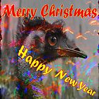 Aussie Xmas Card  by bazcelt
