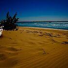 Sandy Beach  by Ben Case