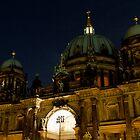 Berlin by Night by tutulele