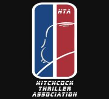 Hitchcock Thriller Association H.T.A logo by dashiner
